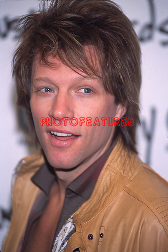 Jon Bon Jovi at My VH1 Music Awards at Shrine Auditorium in Los Angeles.© Chris Walter.