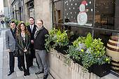 Paddington BID: greening initiative in Conduit Place