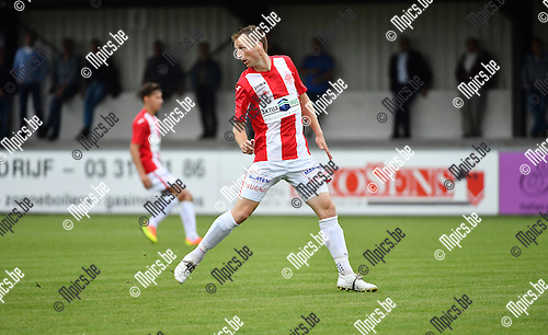2016-07-27 / Voetbal / Seizoen 2016-2017 / Hoogstraten VV / Roy Van der Linden<br /> <br /> Foto: Mpics.be