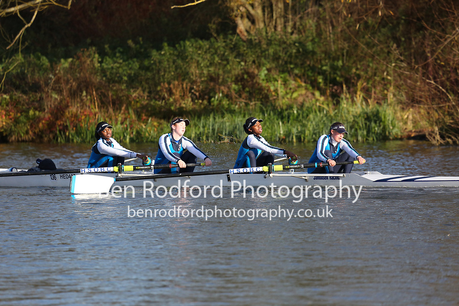 Crew: 136   W J15 4+   Headington School Oxford Boat Club   HED-J15A<br /> <br /> Wallingford Head 2017<br /> <br /> To purchase this photo, or to see pricing information for Prints and Downloads, click the blue 'Add to Cart' button at the top-right of the page.