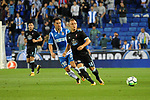League Santander 2017-2018 - Game: 4.<br /> RCD Espanyol vs Celta: 2-1.<br /> Jose Manuel Jurado vs Lobotka.