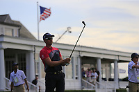 Henrik Stenson (SWE) tees off the 14th tee during Saturday's Round 3 of the 118th U.S. Open Championship 2018, held at Shinnecock Hills Club, Southampton, New Jersey, USA. 16th June 2018.<br /> Picture: Eoin Clarke | Golffile<br /> <br /> <br /> All photos usage must carry mandatory copyright credit (&copy; Golffile | Eoin Clarke)