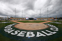21 September 2012: General view of the field prior to France vs South Africa tie game 2-2, rain delayed at the end of the 9th inning at 1 AM, during the 2012 World Baseball Classic Qualifier round, in Jupiter, Florida, USA. Game to resume 22 September 2012 at noon.