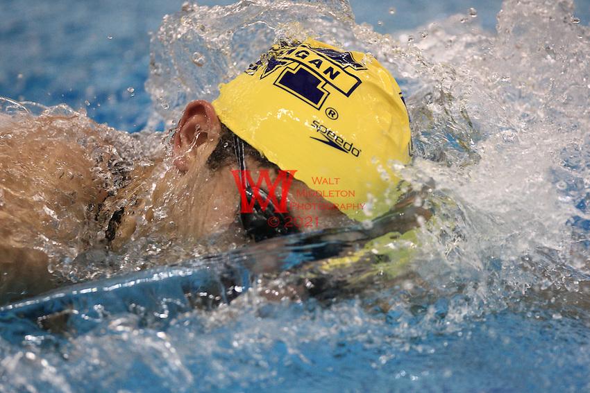26 February 2009:..the 2009 Women's Big Ten Swimming & Diving Championships held at Purdue University.