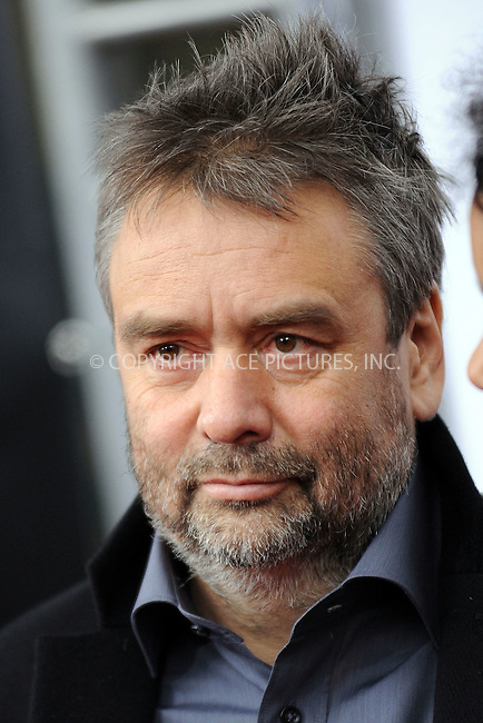 WWW.ACEPIXS.COM . . . . . ....January 28 2010, New York City....Luc Besson arriving at the 'From Paris With Love' premiere at the Ziegfeld Theatre on January 28, 2010 in New York City. ....Please byline: KRISTIN CALLAHAN - ACEPIXS.COM.. . . . . . ..Ace Pictures, Inc:  ..(212) 243-8787 or (646) 679 0430..e-mail: picturedesk@acepixs.com..web: http://www.acepixs.com