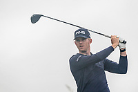 Brandon Stone (RSA) on the 15th teeduring the 3rd round of the Dubai Duty Free Irish Open, Lahinch Golf Club, Lahinch, Co. Clare, Ireland. 06/07/2019<br /> Picture: Golffile | Thos Caffrey<br /> <br /> <br /> All photo usage must carry mandatory copyright credit (© Golffile | Thos Caffrey)