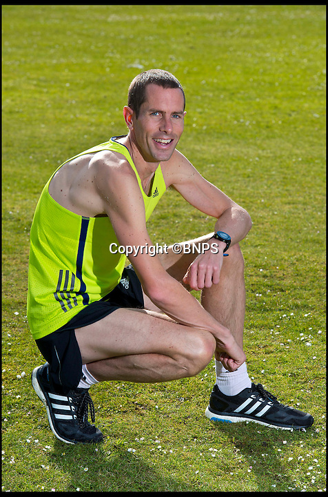 BNPS.co.uk (01202 558833)<br /> Pic: RachelAdams/BNPS<br /> <br /> An office worker who once weighed 16 stone and smoked 20 cigarettes a day has been picked to represent England in the marathon at the Commonwealth Games.<br /> <br /> Steve Way, from Sturminster Marhsall near Poole, Dorset, has transformed himself from an unfit and unhealthy couch potato into an elite long distance runner capable of taking on the world's best.<br /> <br /> And now just six years after embarking on his remarkable running career his wildest dream has come true after he was named in the Team England squad for Glasgow 2014.<br /> <br /> Incredibly, Steve, who turns 40 just three weeks before the start of the Games, only took up running aged 33 in 2006 as a way of snapping out of his unhealthy lifestyle.