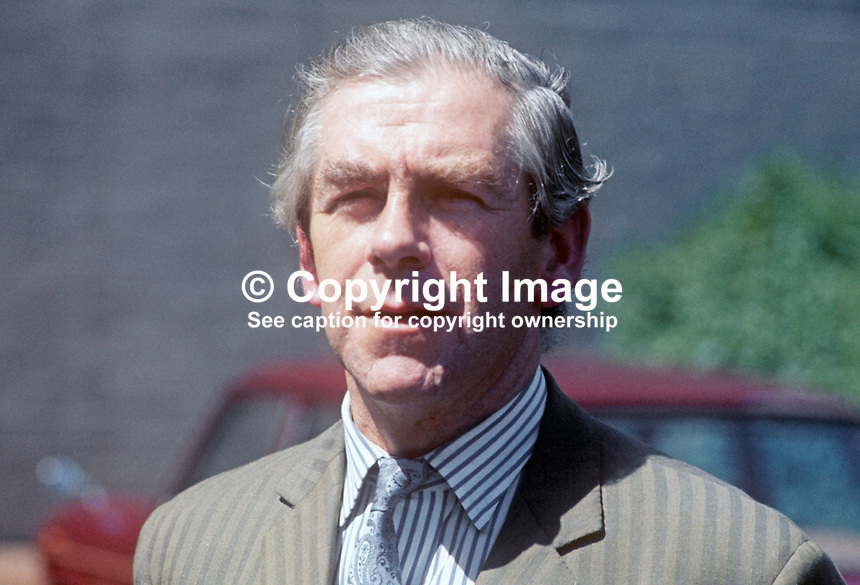 Tom Conaty, member, CCDC, Belfast, N Ireland, N Ireland, July, 1970, 197007000265a<br />