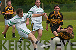 Aidan Carey and Timmy Mulvihill Clounmacon, David Slattery and Mike Boyle Ballyduff...   Copyright Kerry's Eye 2008