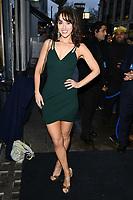 Hayley Sparkes<br /> arriving for James Ingham's Jog on to Cancer 2018 at Cafe de Paris, London<br /> <br /> ©Ash Knotek  D3391  04/04/2018