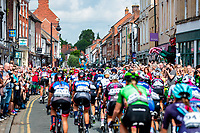 Picture by Alex Whitehead/SWpix.com - 15/06/2018 - Cycling - 2018 OVO Energy Women's Tour - Stage 3, Atherstone to Royal Leamington Spa.