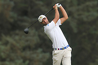 Lorenzo Scotto (Italy) on the Final Day of the International European Amateur Championship 2012 at Carton House, 11/8/12...(Photo credit should read Jenny Matthews/Golffile)...