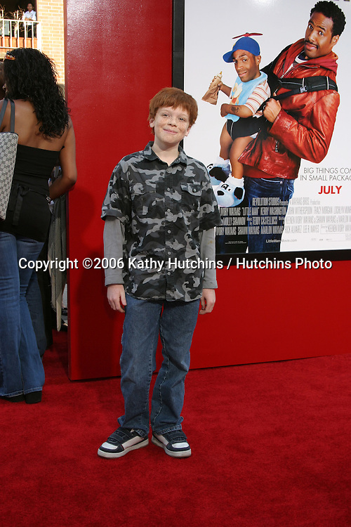 """Cameron Monaghan.""""Little Man"""" Premiere.Mann's National Theater.Westwood, CA.July 6, 2006.©2006 Kathy Hutchins / Hutchins Photo...."""