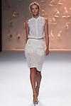 03.09.2012. Models walk the runway in the  Sita Mur fashion show during the Mercedes-Benz Fashion Week Madrid Spring/Summer 2013 at Ifema. (Alterphotos/Marta Gonzalez)