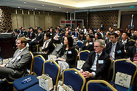 BNP Paribas' Session 'Investment Opportunities in China' at Shanghai / Paris Europlace Financial Forum, in Shanghai, China, on December 1, 2010. Photo by Lucas Schifres/Pictobank