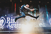 RISE AGAINST, 2017, CHRIS SCHWEGLER