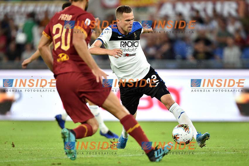 Josip Ilicic of Atalanta BC <br /> Roma 25-9-2019 Stadio Olimpico <br /> Football Serie A 2019/2020 <br /> AS Roma - Atalanta Bergamasca Calcio <br /> Foto Andrea Staccioli / Insidefoto