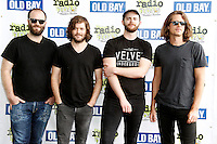 PHILADELPHIA, PA - JULY 10 :  Kongos pictured backstage at Radio 104.5 Summer Block Party at Festival Peir in Philadelphia, Pa on July 10, 2016  photo credit Star Shooter/MediaPunch