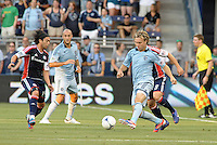 Sporting KC vs. New England Revolution, July 21, 2012