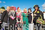 Ladies Day Listowel Races : Pictured at Ladies Day in Listowel ofn Friday last were Angie Brosnan, Sandra Breen, Margaret McIntyre, Tess Breen, Abina Linnane & Kay Hurley.