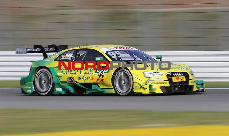 DTM 2015, 01.Lauf Hockenheimring, 01.05. - 03.05.15 <br /> Mike Rockenfeller (DEU#99) Audi Sport Team Phoenix Audi RS 5 DTM <br /> <br /> <br /> <br /> Foto &copy; nordphoto /  Bratic