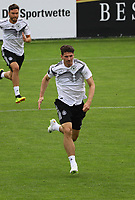 Mario Gomez (Deutschland Germany) - 24.05.2018: Training der Deutschen Nationalmannschaft zur WM-Vorbereitung in der Sportzone Rungg in Eppan/Südtirol
