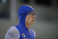 SPEEDSKATING: 16-02-2020, Utah Olympic Oval, ISU World Single Distances Speed Skating Championship, 1500m Men, Sindre Henriksen (NOR), ©photo Martin de Jong