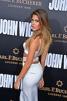 Kara Del Toro at the premiere of &quot;John Wick Chapter Two&quot; at the Arclight Theatre, Hollywood. <br /> Los Angeles, USA 30th January  2017<br /> Picture: Paul Smith/Featureflash/SilverHub 0208 004 5359 sales@silverhubmedia.com