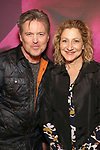 "Bill Sage and Edie Falco attends the Broadway Opening Night Performance for ""Children of a Lesser God"" at Studio 54 Theatre on April 11, 2018 in New York City."