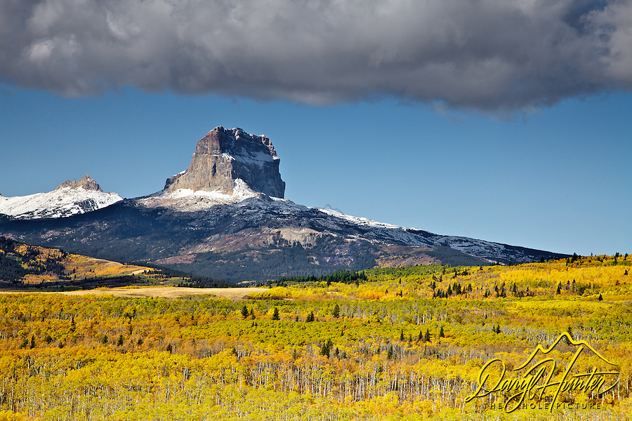 Chief Mountain, Glacier National Park
