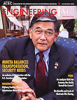 Transportation Sec. Norman Mineta