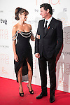 Spanish actress Pen&eacute;lope Cruz with spanish director Julio Medem attends to the premiere of &quot;Ma Ma&quot; at Capitol Cinemas in Madrid, Spain. September 09, 2015. <br /> (ALTERPHOTOS/BorjaB.Hojas)