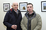 John Durnin and Derek McAuley at the Launch of Eric O'Neill's exhibition...Photo NEWSFILE/Jenny Matthews.(Photo credit should read Jenny Matthews/NEWSFILE)....This Picture has been sent you under the condtions enclosed by:.Newsfile Ltd..The Studio,.Millmount Abbey,.Drogheda,.Co Meath..Ireland..Tel: +353(0)41-9871240.Fax: +353(0)41-9871260.GSM: +353(0)86-2500958.email: pictures@newsfile.ie.www.newsfile.ie.FTP: 193.120.102.198.