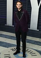 BEVERLY HILLS, CA - FEBRUARY 24: Zedd at the 2019 Vanity Fair Oscar Party at the Wallis Annenberg Center for the Performing Arts on February 24, 2019 in Beverly Hills, California. (Photo by Xavier Collin/PictureGroup)