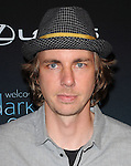 Dax Shepard attends The Darker ide of Green debate series moderated by Andy Samberg at The Palihouse in West Hollywood, California on July 08,2010                                                                               © 2010 Debbie VanStory / Hollywood Press Agency