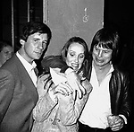 Shelley Duvall with Michael Palin & Terry Gilliam<br />