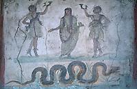 Italy ,Campania ,Vettii House,Pompei