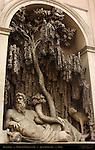 River Tiber Domenico Fontana Quattro Fontane Rome