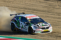 #66 Josh Cook Power Maxed Racing Vauxhall Astra during BTCC Practice  as part of the Dunlop MSA British Touring Car Championship - Brands Hatch 2018 at Brands Hatch, Fawkham, Longfield, Kent, United Kingdom. September 29 2018. World Copyright Peter Taylor/PSP. Copy of publication required for printed pictures.