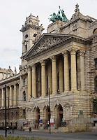 Ethnographisches Museum, Néptajzi Múseum, KossuthLajos tér 112, Budapest, Ungarn, UNESCO-Weltkulturerbe