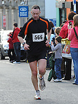 Michael Maher taking part n the Saint Vincent de Paul 5Km run. Photo: Colin Bell/pressphotos.ie