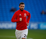 Daniel Lafferty of Sheffield Utd during the Championship match at the Cardiff City Stadium, Cardiff. Picture date: August 15th 2017. Picture credit should read: Simon Bellis/Sportimage