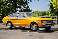 BNPS.co.uk (01202 558833)<br /> Pic: SilverstoneAuctions/BNPS<br /> <br /> 1976 Ford Granada Coupe 3000 XL<br /> <br /> A quirky collection of rare and unusual cars is set to go under the hammer for more than £300,000.<br /> <br /> The group of 16 classic motors range from hand-built replica racing cars to barely used family saloons.<br /> <br /> They are currently owned by an esteemed British collector but have now been consigned to sale with Silverstone Auctions of Ashorne, Warwicks.
