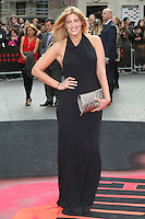 Cheska Hull arriving for the European premiere of Godzilla, at Odeon Leicester Square, London. 11/05/2014 Picture by: Alexandra Glen / Featureflash