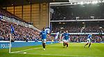 07.04.2018 Rangers v Dundee:<br /> Alfredo Morelos celebrates his goal