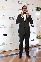RIO DE JANEIRO, RJ 27.11.2018 - CELEBRIDADE-RJ -  Renato Goes durante 8º Prêmio GQ Men of The Year (MOTY), no Hotel Copacabana Palace, zona sul da cidade do Rio de Janeiro nesta terca-feira, 27.(Foto: Felipe Ramos / Brazil Photo Press)