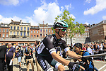 Rafal Majka (POL) Bora-Hansgrohe at sign on in Verviers before the start of Stage 3 of the 104th edition of the Tour de France 2017, running 212.5km from Verviers, Belgium to Longwy, France. 3rd July 2017.<br /> Picture: Eoin Clarke | Cyclefile<br /> <br /> <br /> All photos usage must carry mandatory copyright credit (&copy; Cyclefile | Eoin Clarke)