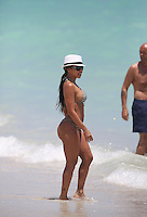 APRIL 25 2013.SEXY VIDA GUERRA IN MIAMI BEACHES UNDER FLORIDA SUN.Non Exclusive.Mandatory Credit: KDNPIX.COM..Ref: KDN_XIM ++<br />
