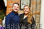 Gary O'Carroll and Laura Carroll from Tralee enjoying the night out in Croi on Saturday night.