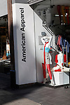 American Apparel shop Oxford Street London